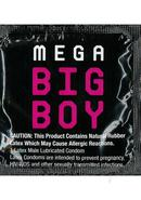 Beyond Seven Mega Big Boy Condom 12 Pack