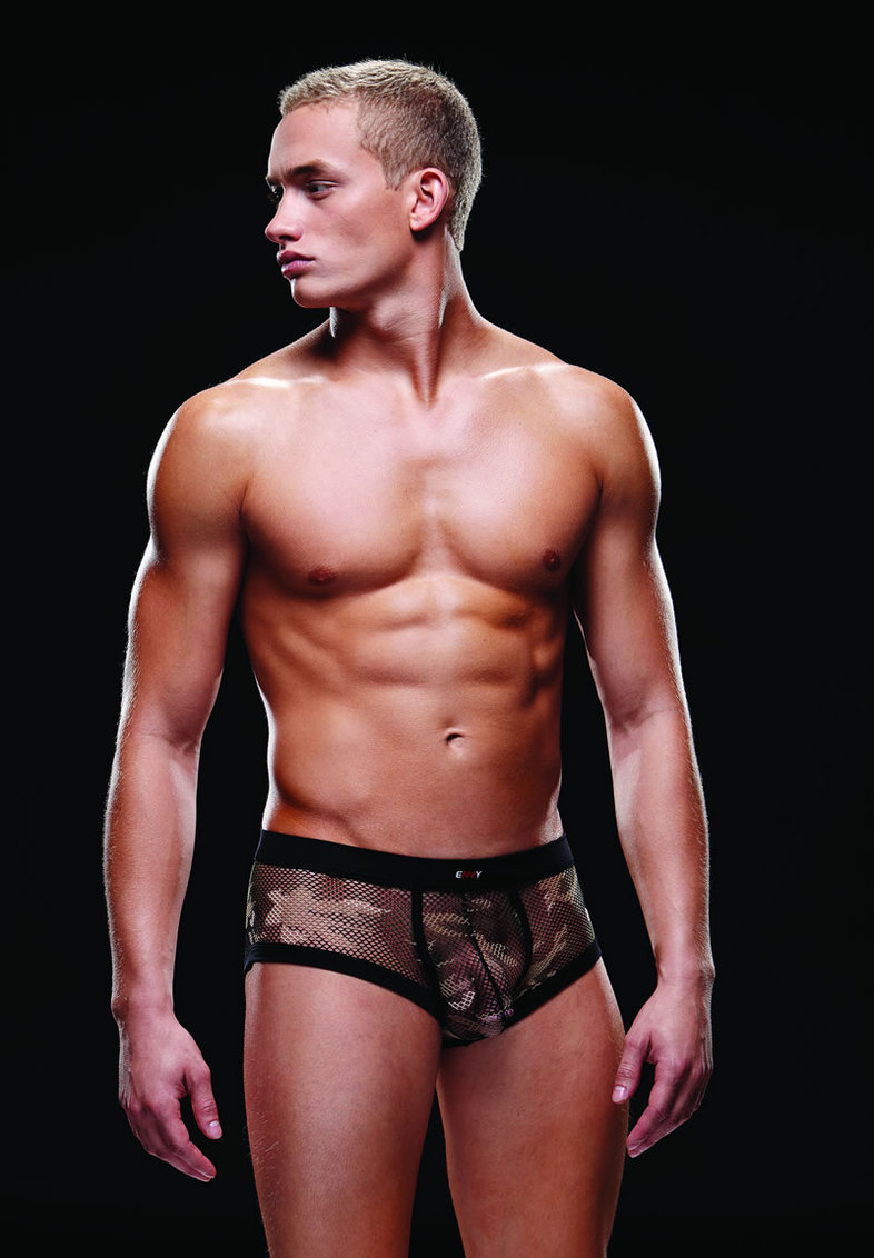 Fishnet Sport Trunk S/m Camo (disc)