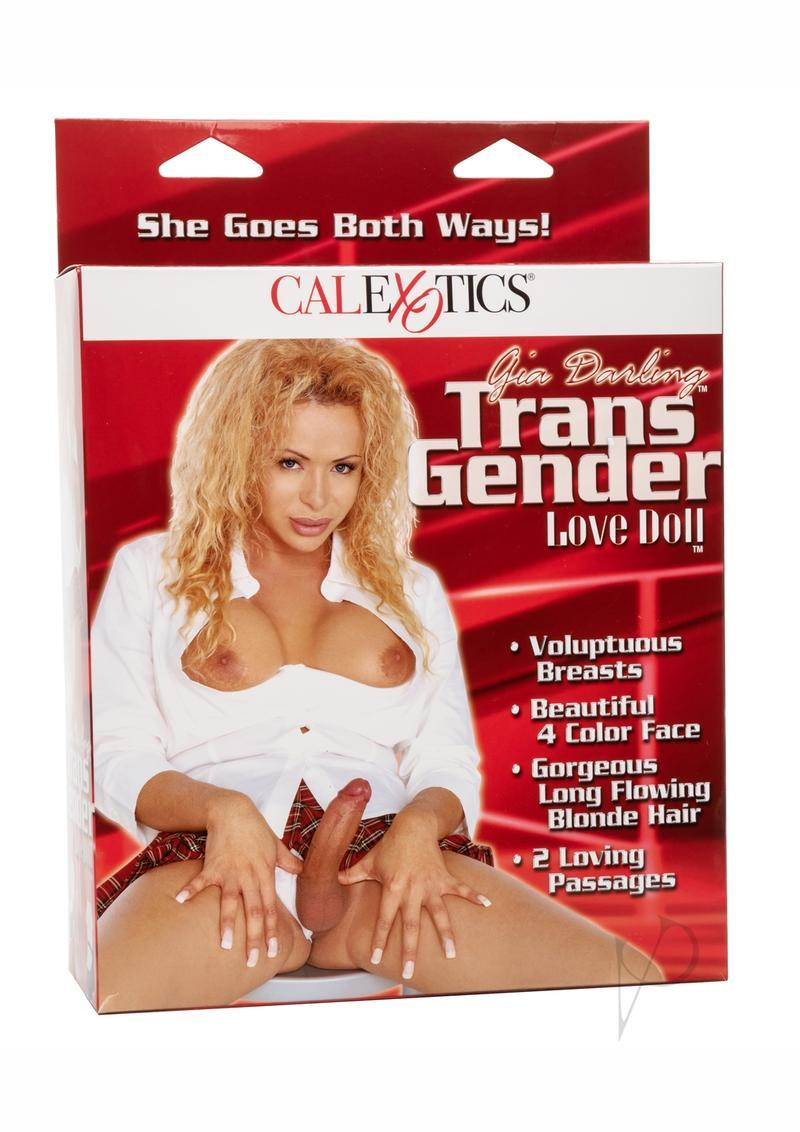 Gia Darling Transexual Love Doll - Vanilla